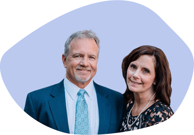 Home inspector Johnny Kay and his lovely spouse